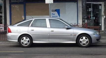 2001 Holden Vectra Hatchback Caulfield South Glen Eira Area Preview
