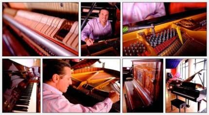 PIANO TUNING + Repairs - Low rates call ROB EASTWOOD PIANOS Rooty Hill Blacktown Area Preview