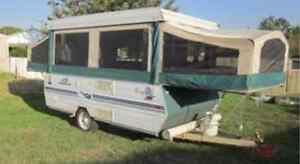 Jayco Eagle 1999 campervan Vermont Whitehorse Area Preview