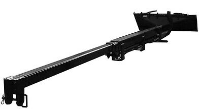 Telescopic Boom-hydraulic Skid Steer Loader Attachment Bobcat Deere Gehl Jcb Cat
