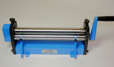 Sr320x32b 320mm Bench Top Sheet Metal Slip Roll