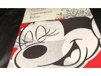 Minnie Mouse Duvet Set