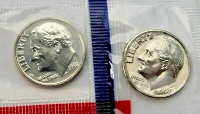 2003 P Roosevelt Uncirculated Dime ~ Raw Coin from Bank Roll