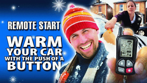 Remote car starter sales and installation