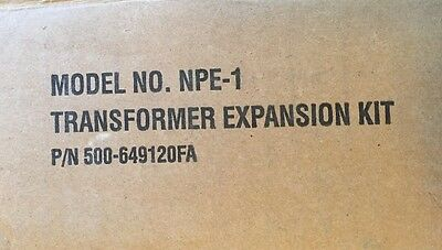 Faraday Npe-1 Transformer Expansion Kit Pn 500-649120fa New Fire Alarm