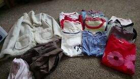 Girls clothes 9-10 years