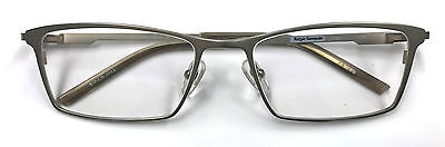 Kazuo Kawasaki MP-3300 Titanium Silver Eyeglasses Rimless Glasses Frames MP3300