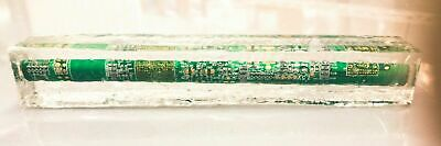 Pen Kit Mall Green Circuit Board Pen Blank 7mm x 5