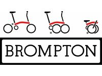 Bromptons WANTED