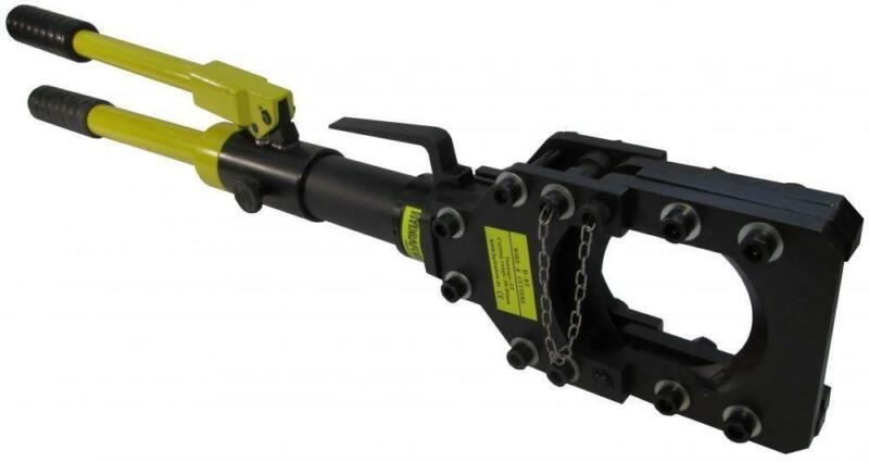 "Hydraulic Cable Cutter With built in Pump (3 1/2"") (D-85)"