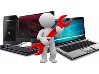 Pc laptop repair service onsite works