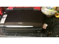 Epson Stylus SX200 printer and scanner