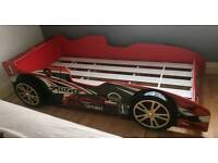Race Car Bed, Kids Bed