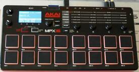 Akai Mpx16 Sampler TRACKED SHIPPING INCLUDED Built In Mic + Card Reader
