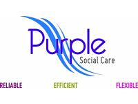 SUPPORT WORKER - HOME CARE (Part time/ Full time hours)
