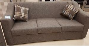 Canadian Made -Couch on Sale- Brand New Sofa Sale WITH CUSHIONS