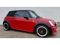 2005 MINI COOPER SUPERCHARGED FULL JCW KIT 66.000 MILES 1 YEARS MOT - PART EXCHANGE WELCOME