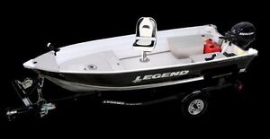 2017 Legend Boats 14 ProSport ALL-IN PRICE, NO EXTRA FEES.22/wee