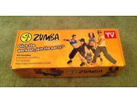 Brand new Zumba Kit!
