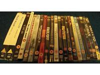 DVD films £1 each. See pictures