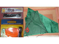 TIE DOWN KITS TOW HITCH COVER AND SOFT DOCK