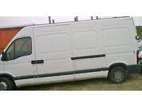 Vauxhall movano\ ldv maxus