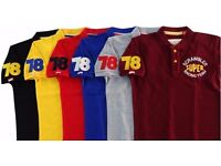SUPERDRY Men's Polo T - Shirt With High Quality Only Wholesale / Joblots
