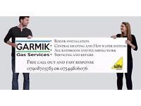 Gas heating & plumbing