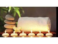 Relaxing Swedish massage