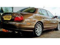 Jaguar S Type 3.0 V6 *FULLY LOADED* *58000MILES* *IMMACULATE CONDITION* *1 YEAR MOT*