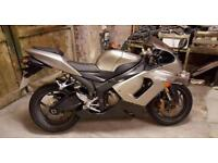 Kawasaki zx6r 2005 ninja for sale *15k miles*