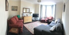 Large 3 bedroom ground floor garden flat in Sheringham