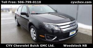 2011 Ford Fusion SEL Leather & Sunroof - $32/Week