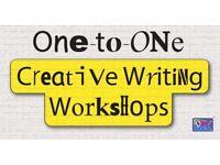 One-to-one Creative Writing Workshops