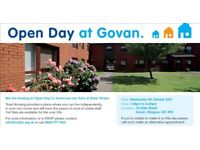 Independant living in Govan. Come along to our Open Day on 4th October 2017
