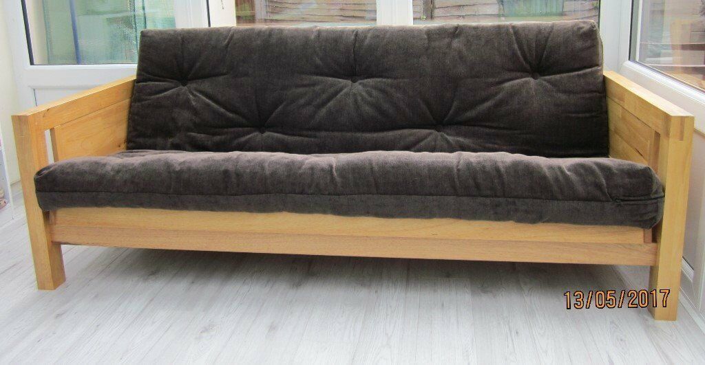 3 Seater Futon Sofa Bed
