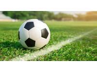 Harrow Sunday football team (men's) looking for new players