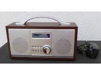 DAB/FM stereo radio