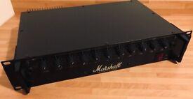 Marshall 200 watt bass guitar amp