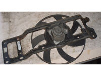 Renault Clio 2002 Cooling Fan