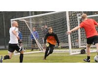 Goalkeeper looking for well-organised 11 a side team in north London