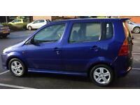 Daihatsu Yrv 1.3 Petrol, 88thou, Cheap 5 door vehicle