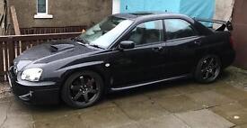 Subaru wrx sl prodrive 63k fsh