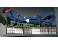 96 Way Bantam Patchbay Wired to DB25/Edac/DL ends