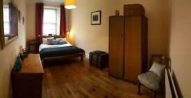 Room in spacious ground floor West End flat