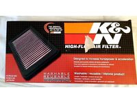K&N Performance air filter Vauxhaul vectra 1995 to 2005