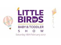 Little Birds Baby and Toddler Show Tickets Glasgow