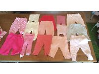 Baby girls clothes bundle 3-6 months over 35 items