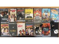 11 PSP movies & charger