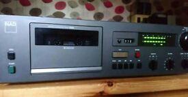 NAD 6325 cassette deck